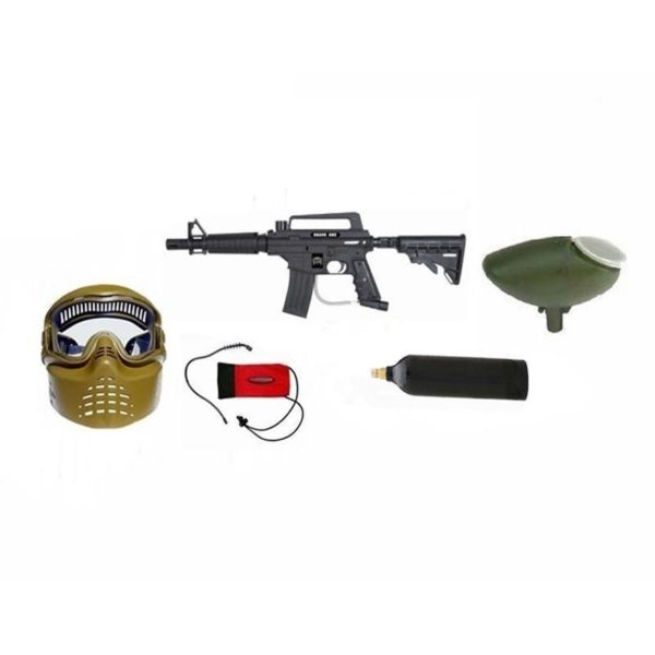 Tippmann Bravo One Tactical Edition Pack-0