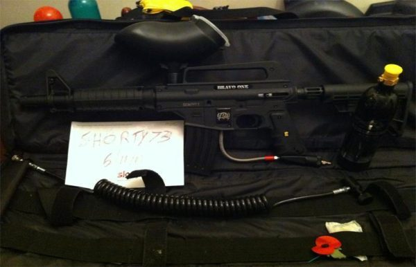 Tippmann Bravo One Tactical-652